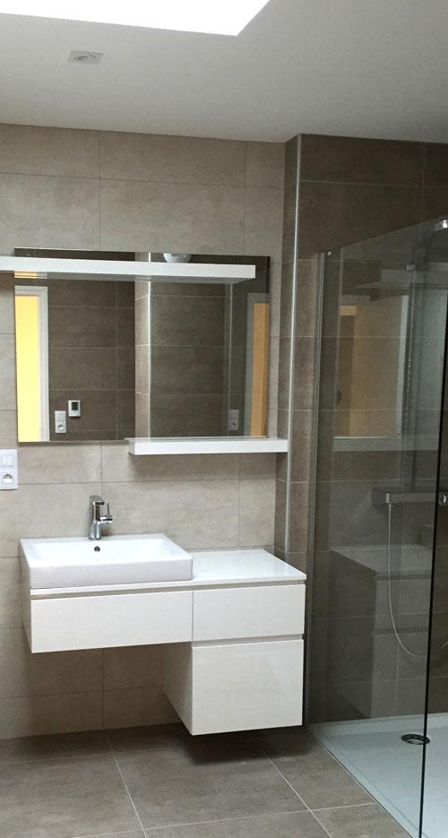 conception de mobilier pour salles de bains