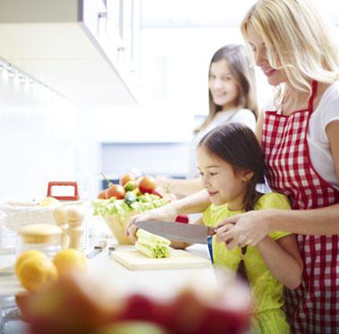 realisation de cuisines pratique et modulable