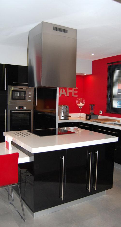 fabrication de mobilier pour cuisines
